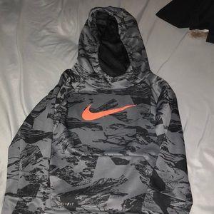 Toddler boy Nike hoodie